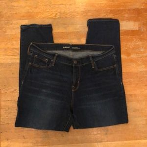 Old navy original jeans /Mid-rise
